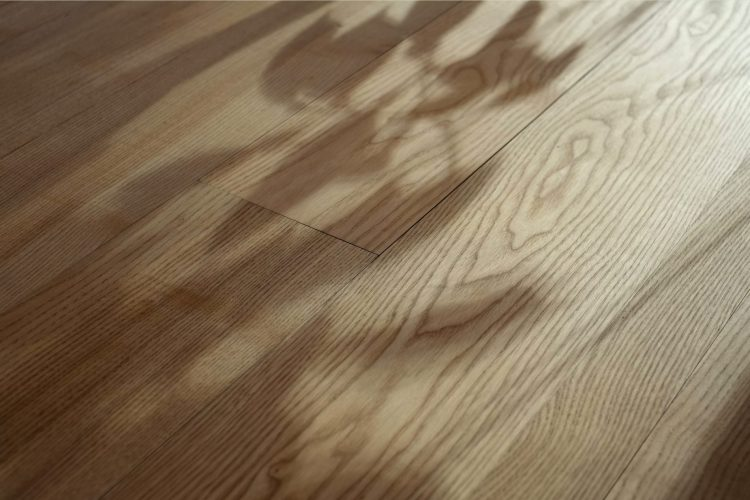 Thoma Holz100 Floors are made of Untreated, 100% Pure Raw Wood
